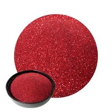 Micro Flake - Ruby Red